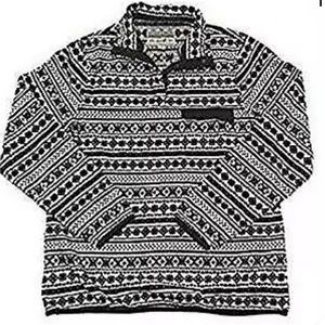 Jach's Cabin Pull Over Size Small